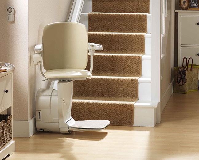 basis stoel lift voor trappen