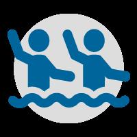 Zwemmen en watergymnastiek